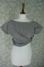 VINTAGE STYLE HANDMADE TOP SIZE 8 ~ 12