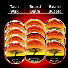 Acacia Grooming Co. | Strong Beard/Tash Balm | With Jojoba Oil & Mango Butter
