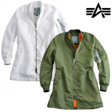 Alpha Industries Chaqueta De Mujer MA1 TT Coat piloto XS hasta XL