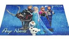 Personalised Disney Jigsaw - Add Any Name - Frozen, Toy Story, Little Mermaid