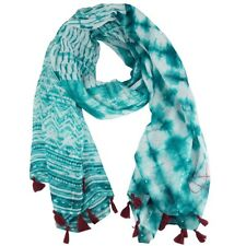 DESIGUAL Halstuch Pashmina Tuch Fransen FOULARD RECTANGLE SPLASH 72W9WA9