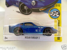 Hot Wheels Nissan Fairlady Z 2016 (various cards) (A+/A)
