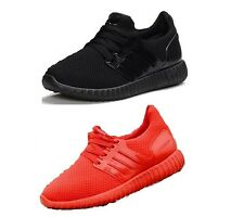 Mens Air Shock Fashion Gym Trainers Fitness Sports Running Casual Shoes Size