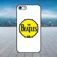 BEATLES YELLOW TAMBOURINE Black Rubber Phone Case Cover Fits Iphone Models