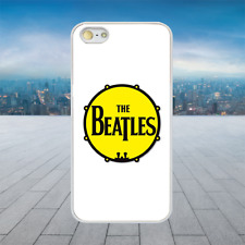 THE BEATLES YELLOW TAMBOURINE White Rubber Phone Case Cover Fits Iphone Models