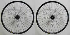 "DT Swiss 240s 15mm 12x142mm Mavic XM319 Disc set ruote MTB 27,5"" nero CL"