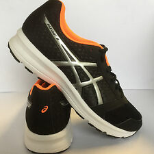 Asics Gel Patriot 8 Mens Running Shoes Fitness Gym - Black/Silver New £33.99