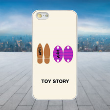TOY STORY BOOTS White Hard Phone Case Cover Fits Iphone Models