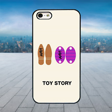 TOY STORY BOOTS Black Hard Phone Case Cover Fits Iphone Models