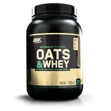 Oats & Whey Protein Powder Drink Mix, 3 lbs (1.36 kg) - Optimum Nutrition