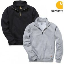 Carhartt Men's Pullover Men Sweater Zip Cardigan With Stand-up Collar