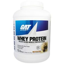 Whey Protein Isolate Blend Muscle Protein Shake, 5 lbs (2268 g) - GAT