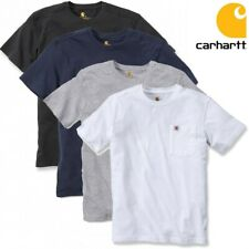Carhartt Herren T-Shirt Maddock Pocket Work Wear Shirt Men S M L XL XXL NEU