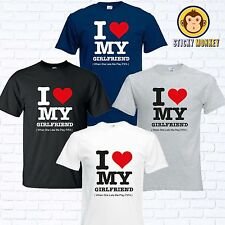 I LOVE MY GIRLFRIEND FIFA MENS T SHIRT FUNNY VALENTINES DAY BOYFRIEND GIFT