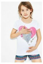DESIGUAL T-Shirt Gr. 110/116, 122/128, 134/140, 146/152, 158/164   NEU So 2017