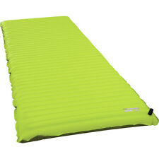 Thermarest Neoair Trekker Regular Wide Unisex Adventure Gear Sleep Mat - Lime