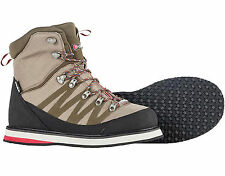 Greys Strata CT Rubber Sole Durable Wading Fishing Boots - All Sizes