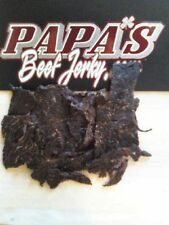 Papas Beef Jerky  5 Great flavors to choose from