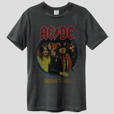 Amplified AC DC Highway To Hell T-Shirt - ACDC Herren Band Shirt - ( S - XXL )