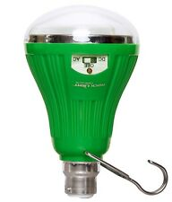 ♥ Rock Light ♥ 7W Rechargeable LED Emergency Bulb Light Works With Both AC & DC