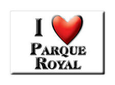 MEXICO SOUVENIR FRIDGE MAGNET RECUERDO IMAN DE NEVERA I LOVE PARQUE ROYAL