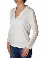 Polo North Sails Donna V Neck L/S  091220 MainApps