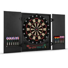 Darts Panel Electronic Machine Soft Tip Doors Cabinet Accessories Darts Game New