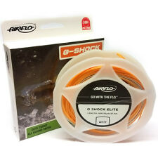 Airflo G-Shock  Elite Trout All Round Taper Fly Fishing Line 90ft WF6-WF7 Float