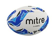 NEW Mitre Sabre Rugby Training Ball - Cheap All Weather Team Balls Size 3,4,5