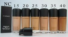 MAC Matchmaster SPF 15 Foundation full size 35ml in choose Shades