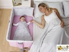 Culla Chicco Co-sleeping Next 2 Me Fuchsia