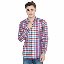 Exclusive of New Amazing Official 100% Cotton Slim Fit Check Shirt For Men's