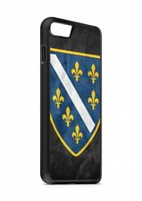 iPhone BOSNIA Y HERZEGOVINA 6 Silicona Funda Plegable Protector móvil