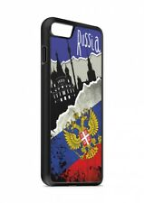 iPhone RUSSIA CALCIO BANDIERA silicone custodia flip Custodia cover
