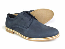 Red Tape Campton Men's Navy Suede Nubuck Casual Shoes UK 7-12 RRP £45 Free UK P&