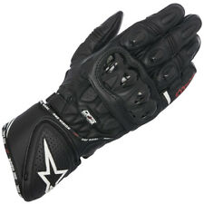 Alpinestars GP Plus R Leather Motorcycle Motorbike Leather Race Gloves