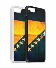 iPhone BOSNIA Y HERZEGOVINA 4 Silicona Funda Plegable Protector móvil