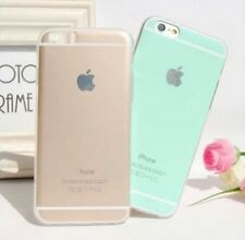Apple iPhone 6 6+ Plus Candy Soft Cover Case