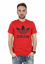 Adidas Originals Trefoil Shirt core red BK7167 - T-Shirt - rot +NEU+