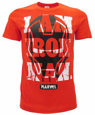T-shirt Iron Man Avengers Originale Marvel NEW
