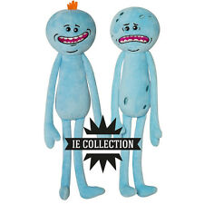 RICK ET MORTY MR. MEESEEKS PELUCHE PANTIN doll dessin animé & figurine plush