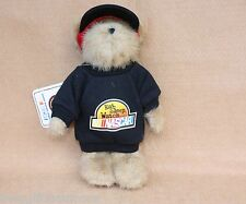 Boyds Bears NASCAR Fan with Hat and Sweat Shirt Bear Retired