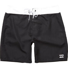 Billabong All Day Og Cut 17in Mens Shorts Boardshorts - Black White All Sizes