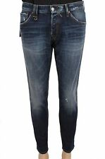 Jeans uomo CYCLE MPT170/SH  D1079 L2946 Denim Cotone 11OZ Real Indaco