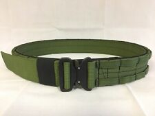 FRV tailoring green shooters belt