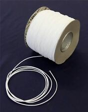 3MM WASHABLE PIPING CORD 3MM PIPING CORD 10 MTRS  UPHOLSTERY SUPPLIES