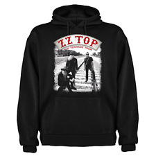 SUDADERA ZZ TOP THE TONNAGE TOUR HOODIE RFE MC426H