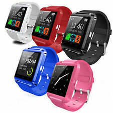 Bluetooth Smart Wrist Watch Phone Mate For Android IOS iPhone Samsung HTC