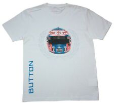 Jenson Button - Vodafone Mc Laren Mercedes - Crash Helmet - mens T Shirts