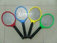 ELECTRIC FLY INSECT SWAT SWATTER BUG MOSQUITO WASP ZAPPER KILLER RACKET COLOURS